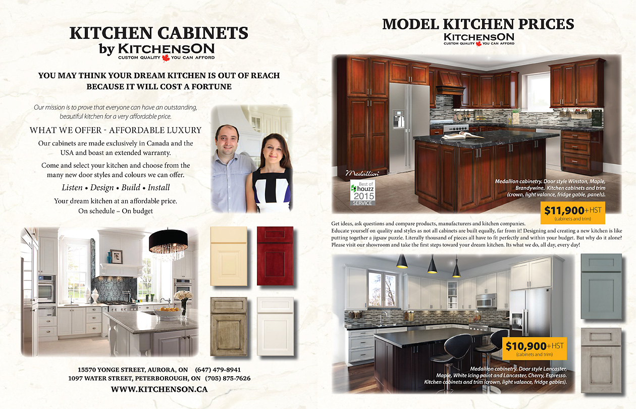 Flyer1 Aurora Kitchen Cabinets