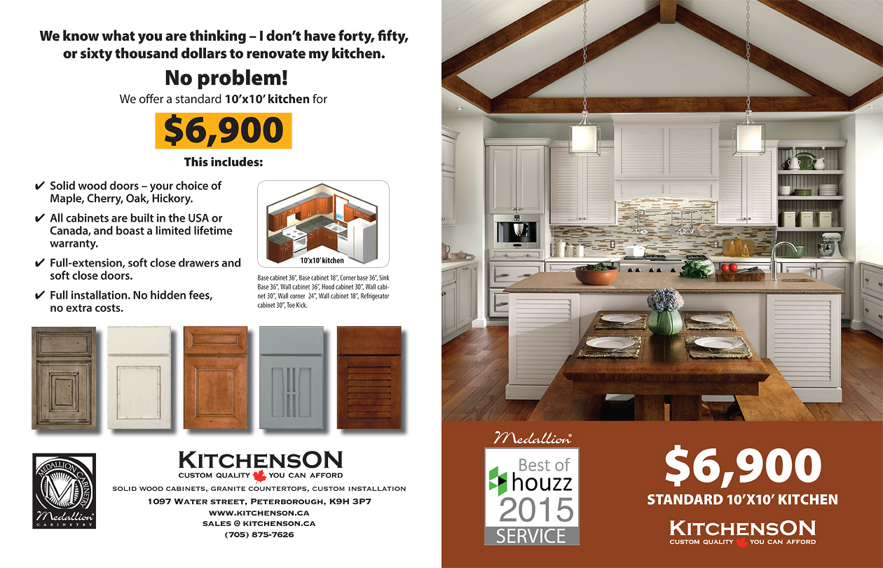 Kitchen Cabinets Best Price Offer