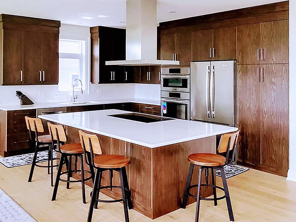 Gorgeous Modern Simplicity Kitchens Ontario
