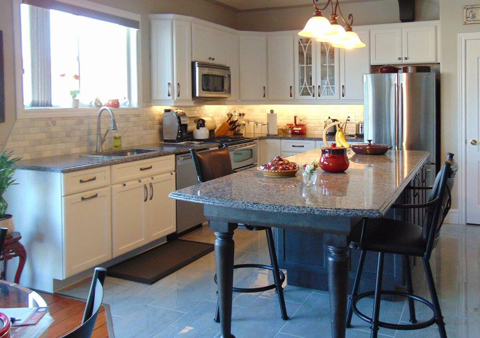 Kitchen Cabinets Peterborough