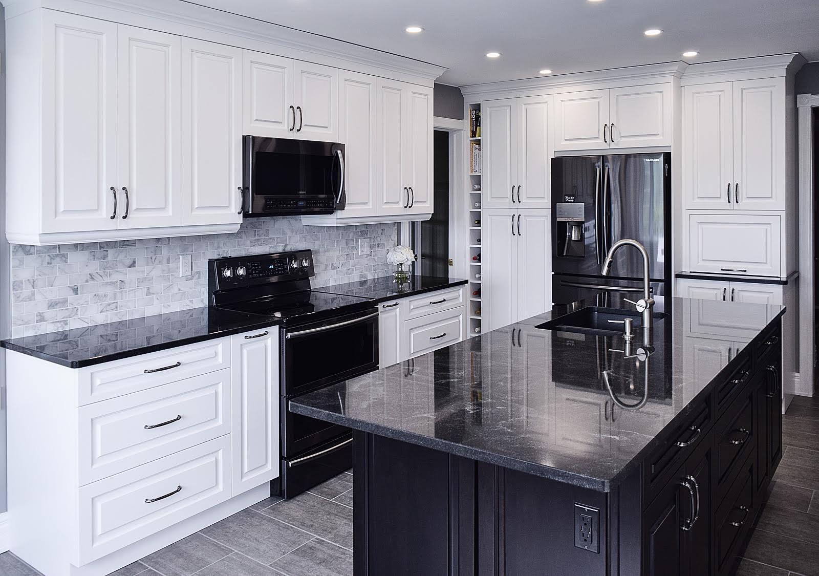 Kitchen cabinets design ideas